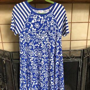 LuLaRoe Carly XS Dress - Beautiful!!